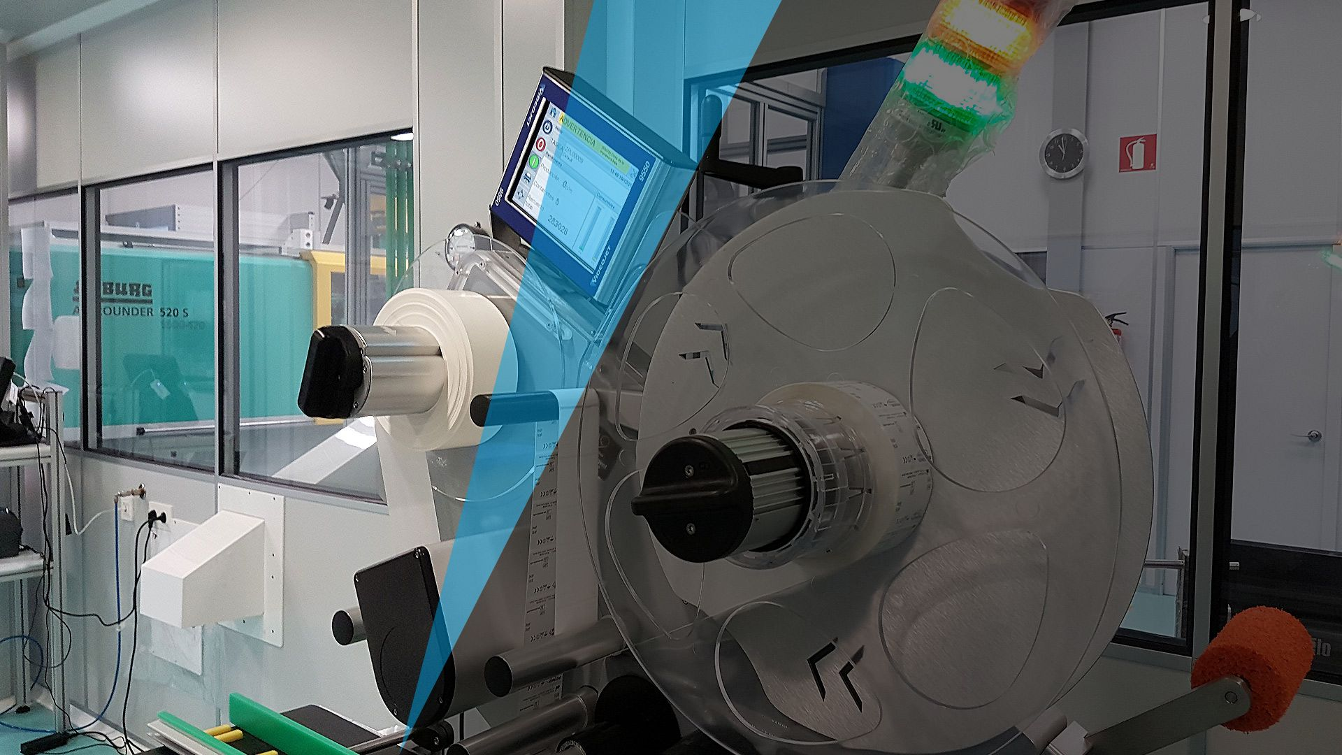 Reiner Medical - Diverse finishing operations and subassemblies equipment (assembling, packaging and blistering)