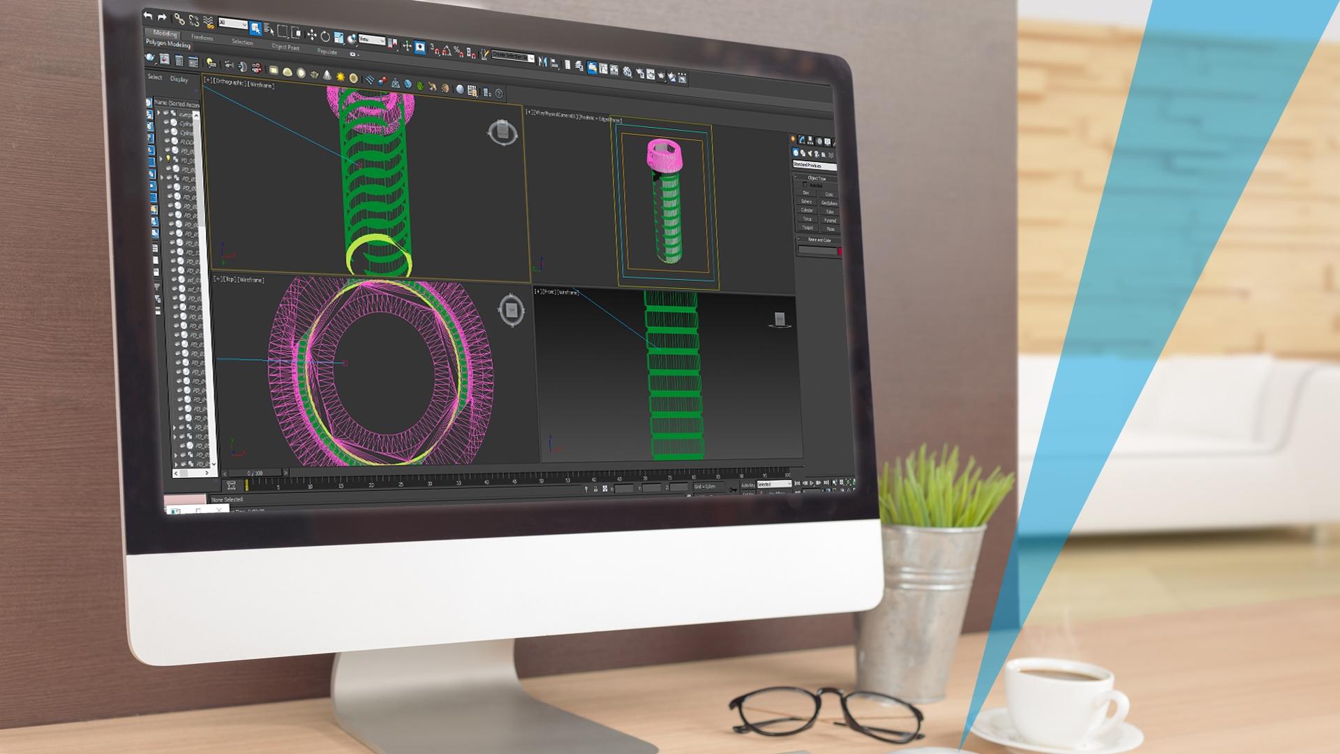 Full device design